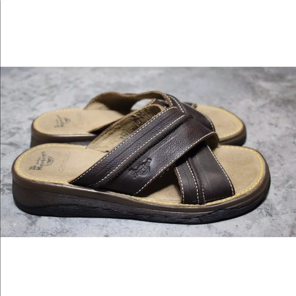 554962cf3a0e Dr. Martens Shoes - Dr Marten Womens Sandals Air Cushion Soles Sz 6